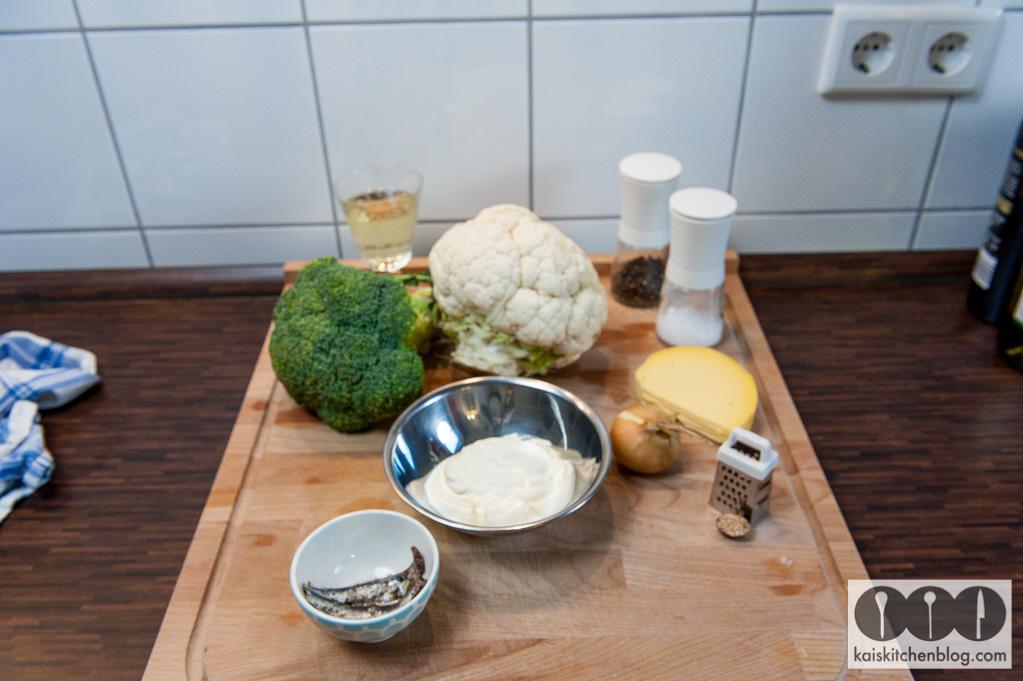 auflauf mit brokkoli und blumenkohl kai 39 s kitchen blog. Black Bedroom Furniture Sets. Home Design Ideas